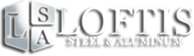 Loftis Steel & Aluminum, Inc. Logo